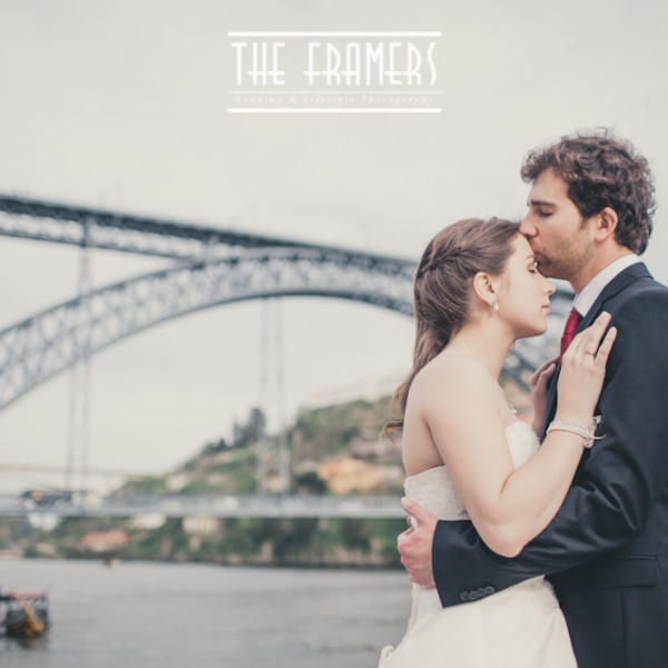 Tânia & André // Oporto Wedding