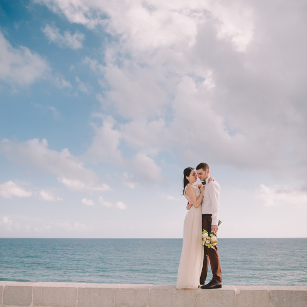Alecsandra & Filipe // Sesimbra Destination Wedding