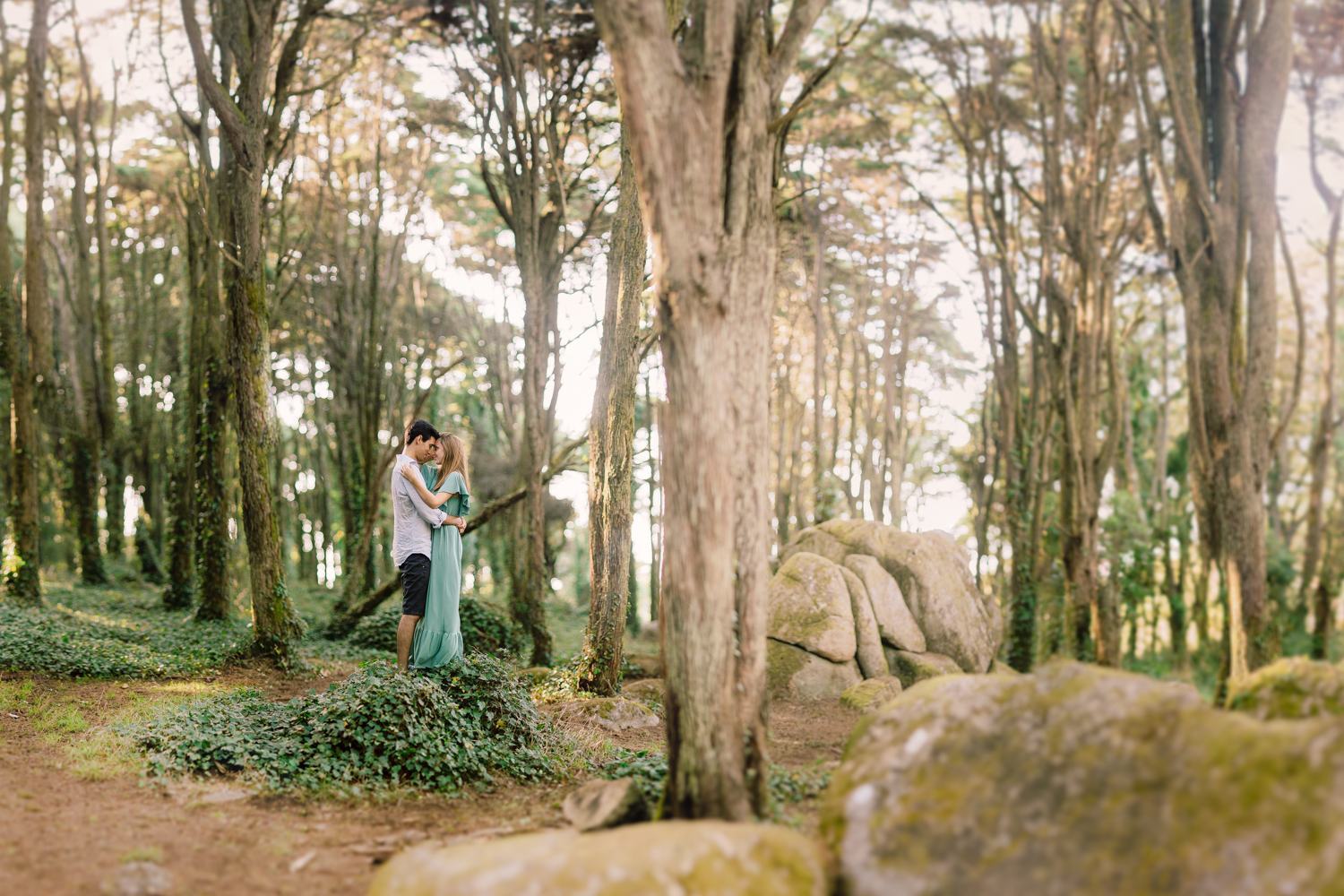 Engagement Photography in Sintra Portugal The Framers - 00015