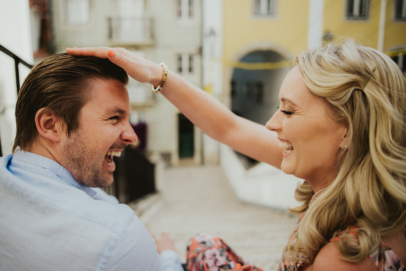 Engagement photography Lisbon Destination wedding lisbon - 00014