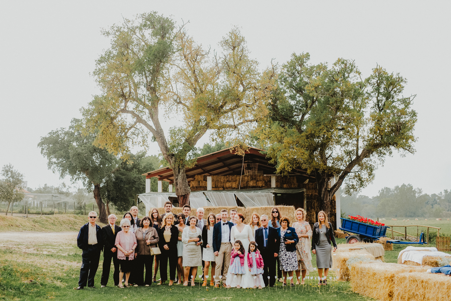 rural wedding portugal alentejo the framers wedding photography - 0030