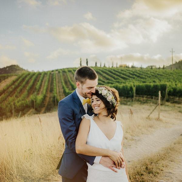 Wedding gallery: Celine + Peter