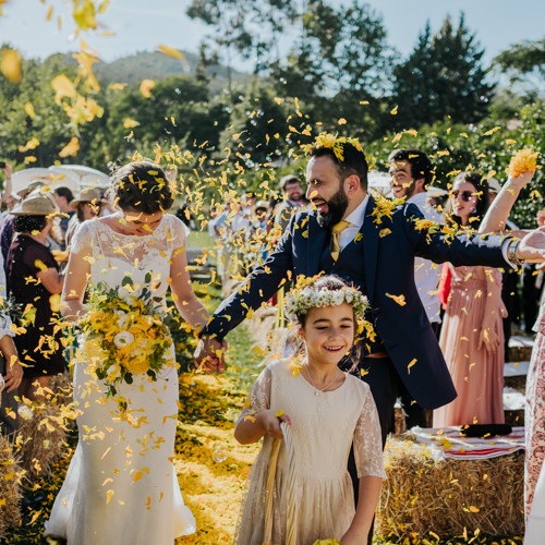 Wedding gallery: Annina and Helio