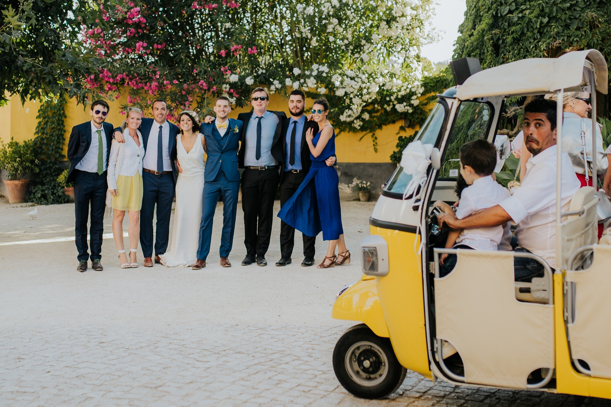 destination wedding the framers quinta de santanta