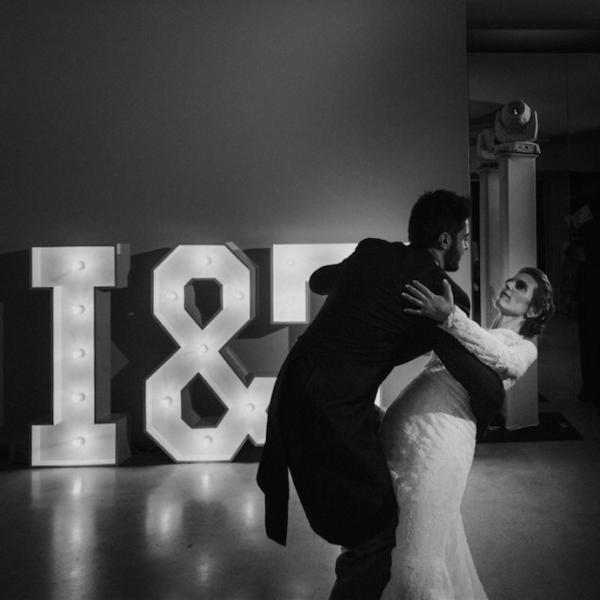 Inês e Thiago Slideshow de Casamento