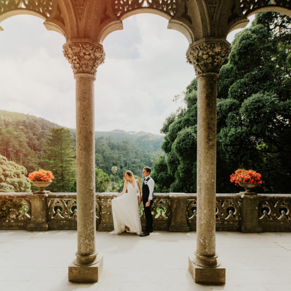 Enely & Mart // Elopement in Monserrate