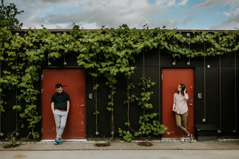 the framers engagement photographer stockholm