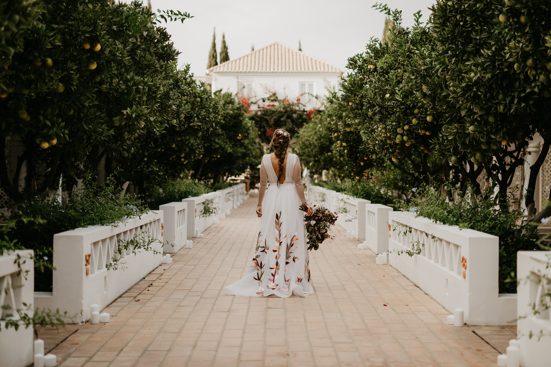 Vila Monte destination wedding the framers