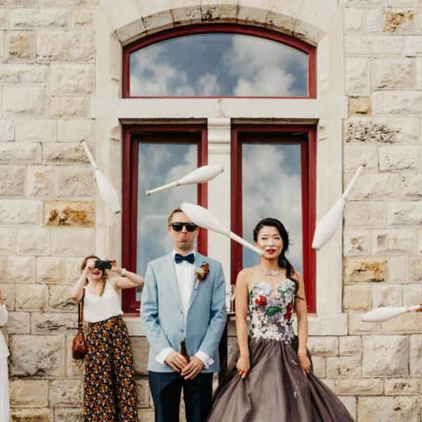 Liz & Gary // Forte da Cruz destination wedding