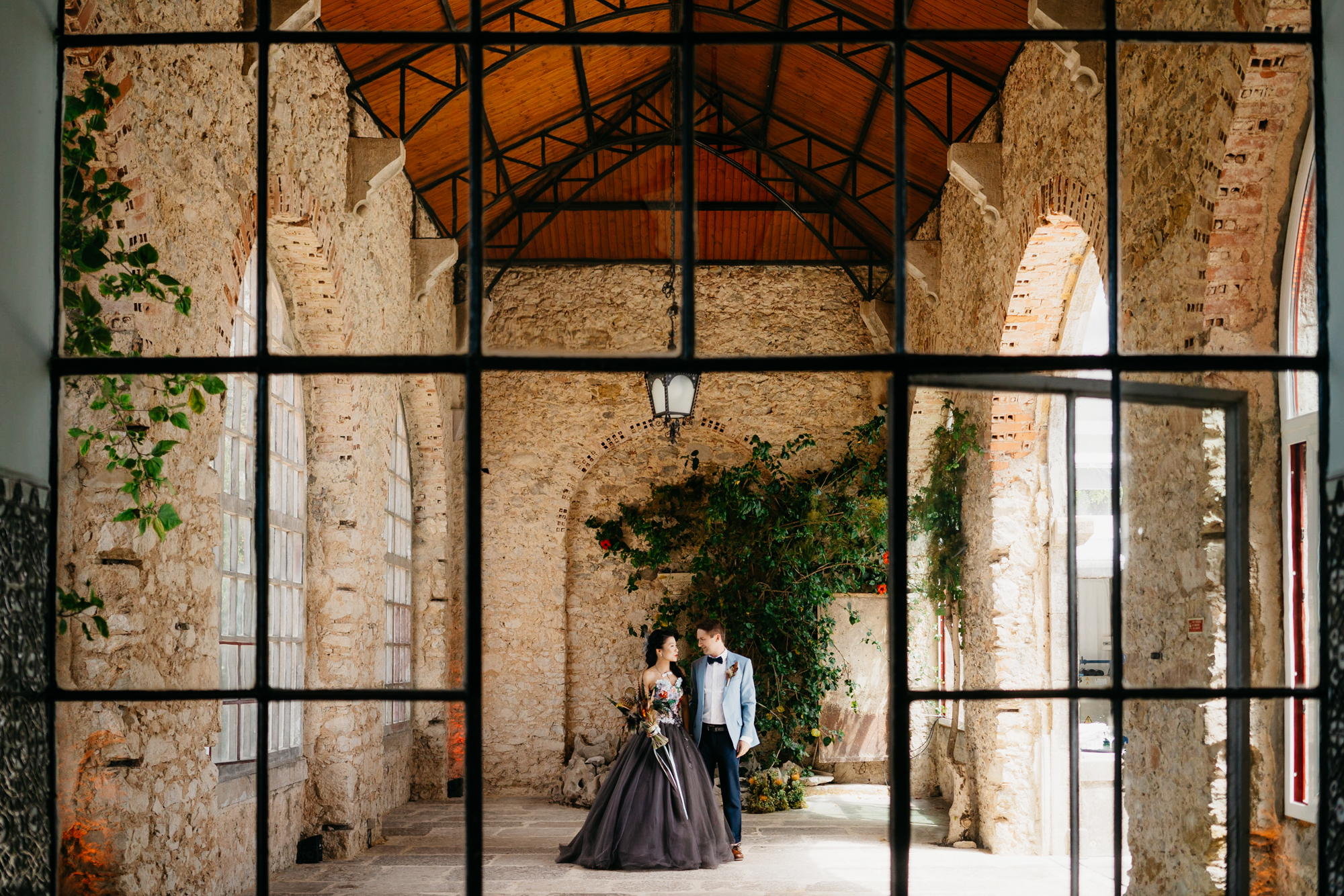 Forte da Cruz destination wedding the framers