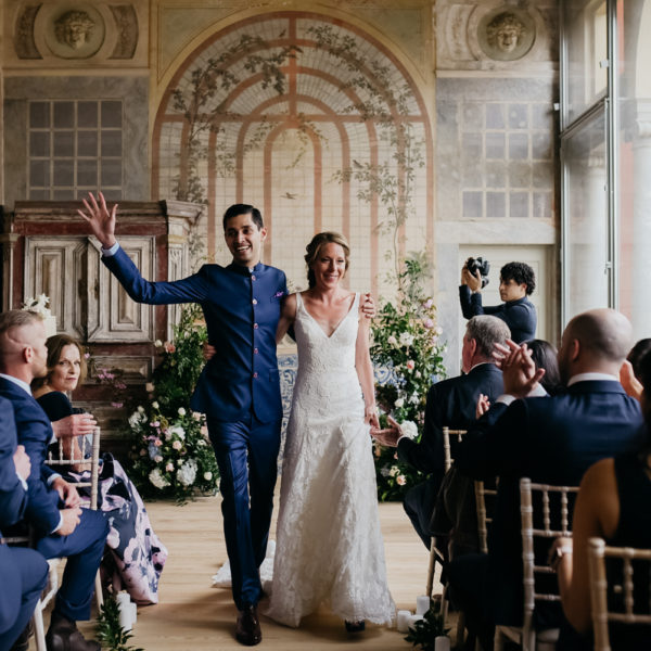 Cristina & Varun // Palácio Marqueses da Fronteira destination wedding