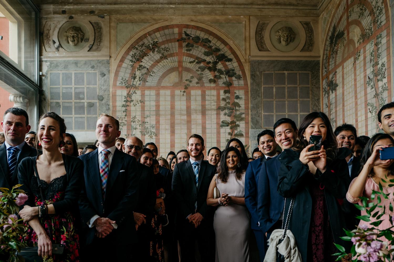 The Framers Palácio Marqueses da Fronteira destination wedding