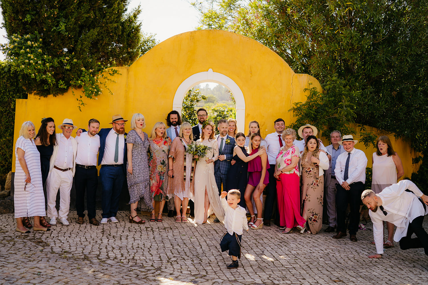 quinta de santana destination wedding the framers