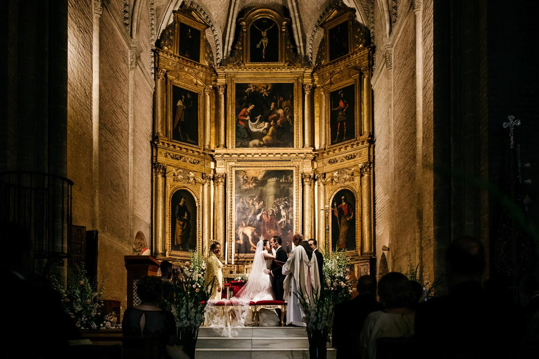 seville destination wedding the framers