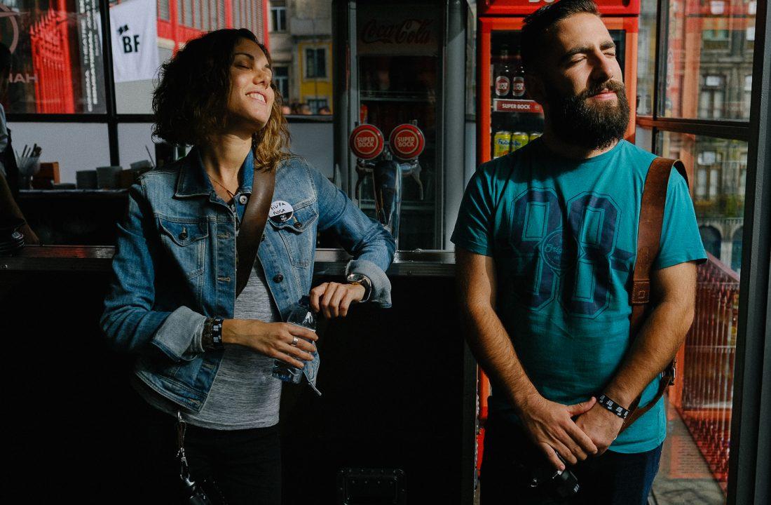 The Framers Filipa and Rodrigo
