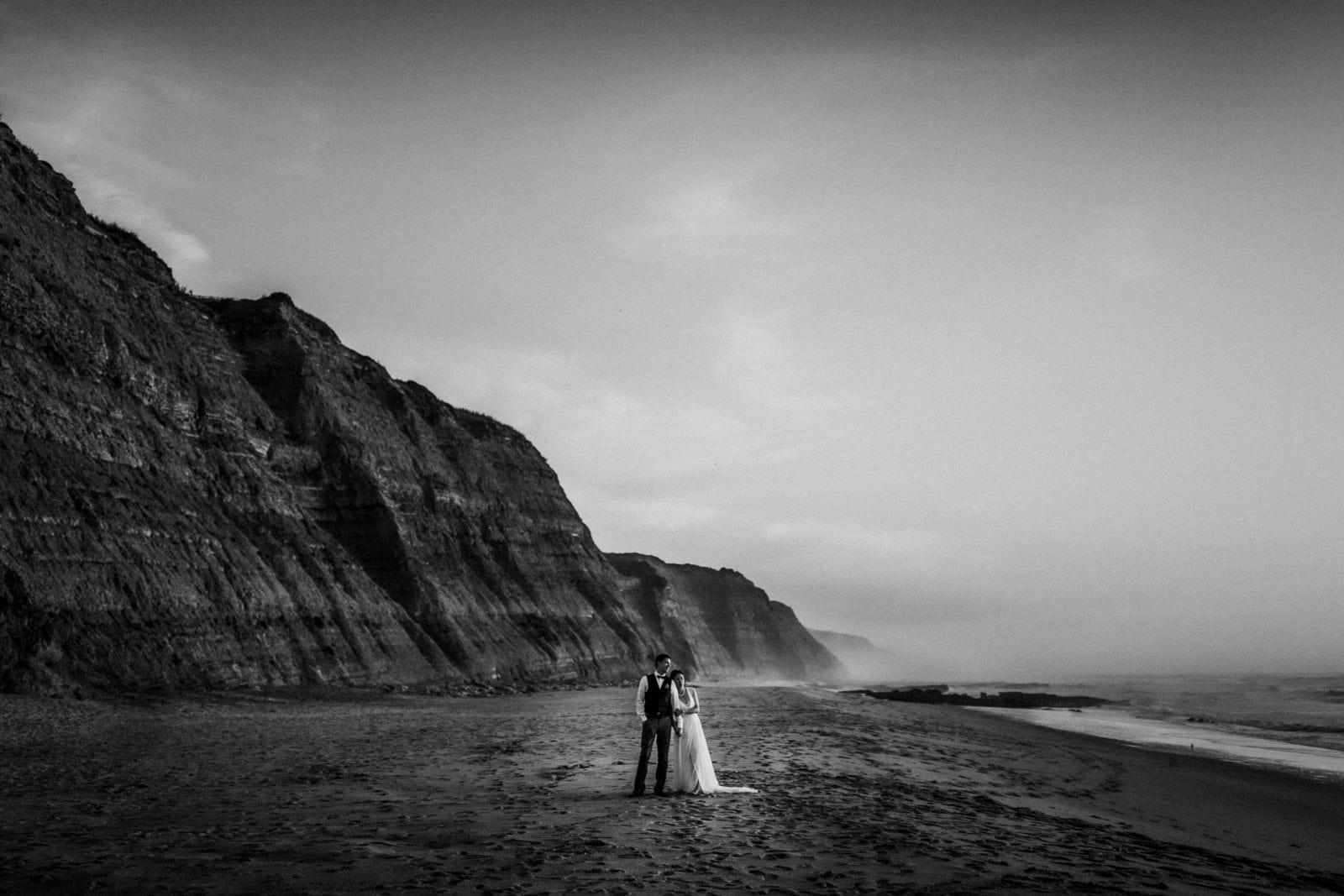 beach elopement the framers sintra