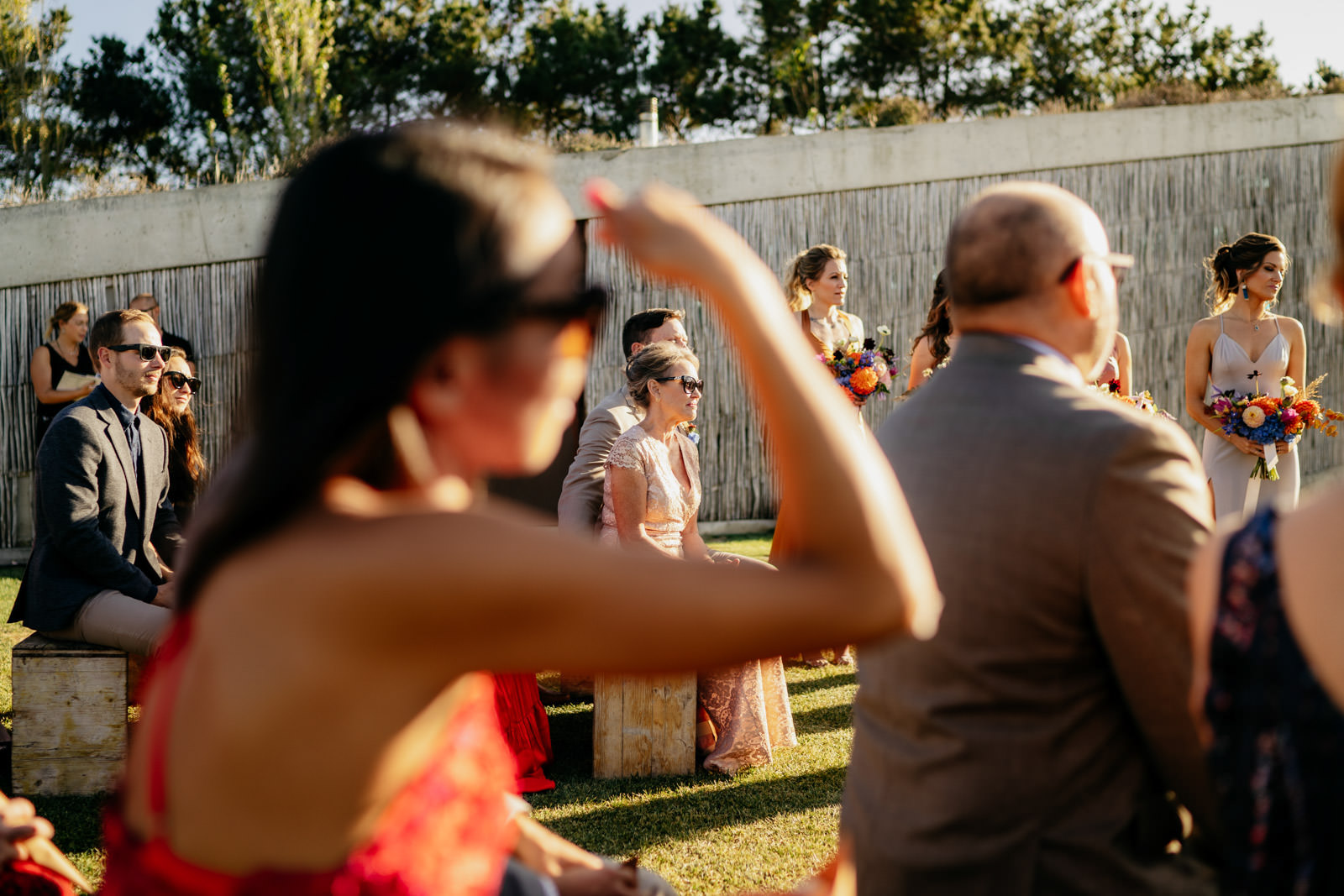 rio do prado wedding the framers