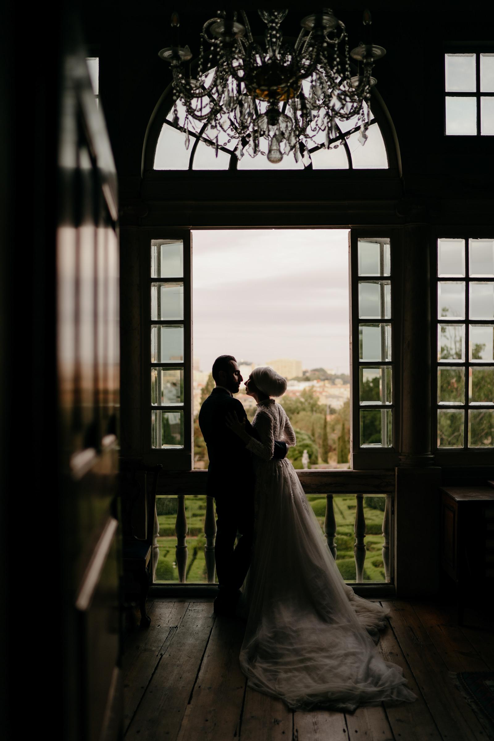 palacio marqueses da fronteira arab wedding the framers